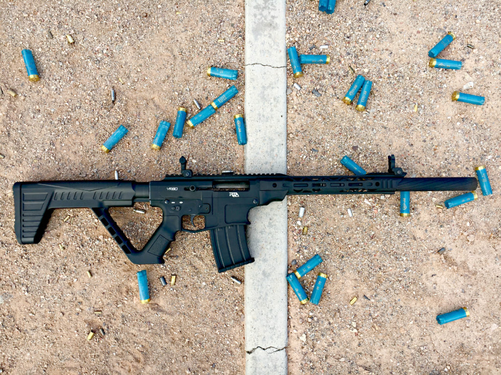 The VR80: An AR-Patterned Shotgun Under $700 - SHOT Show 2019