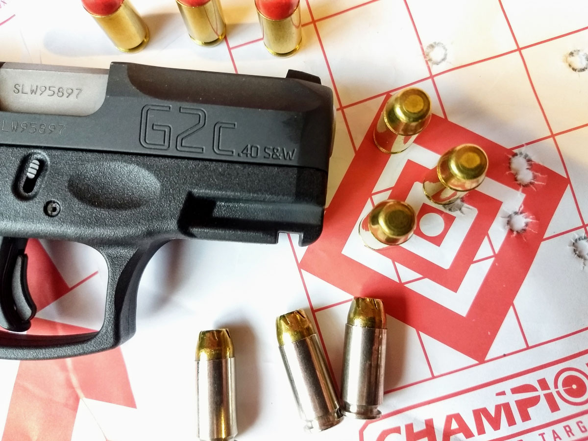 Review: The Taurus G2c  Accurate and Functional—And Packing