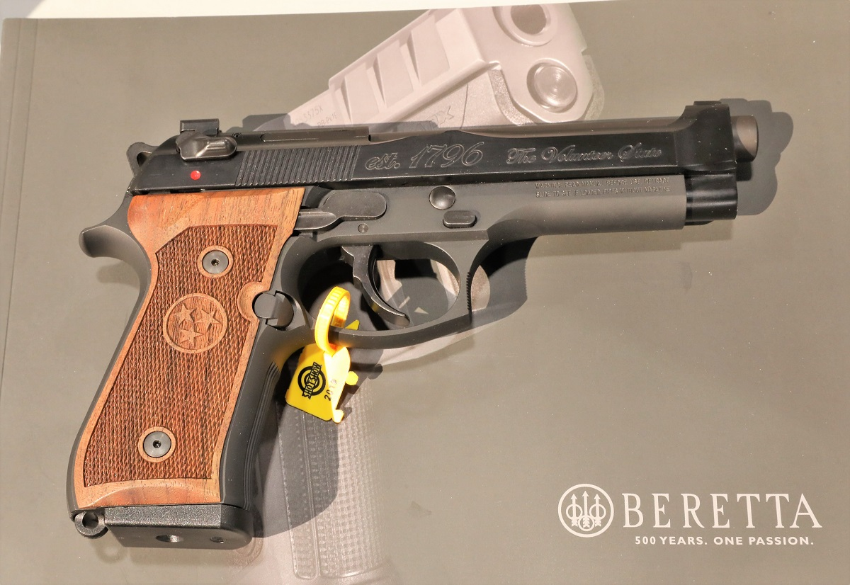Beretta Commemorates Tennessee Factory with Limited Edition