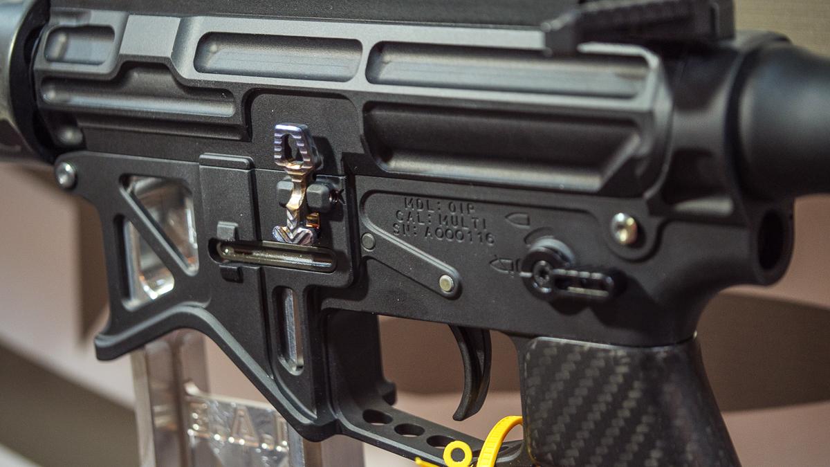Shooting a 3 8-Pound Titanium AR: The Battle Arms Gen  2