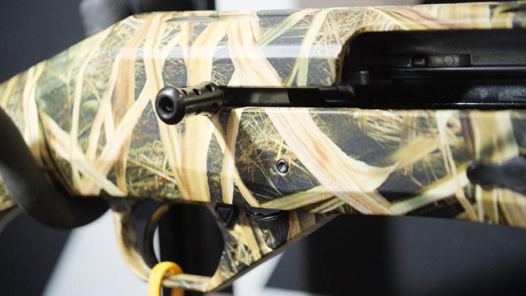 Cz Shotguns 1012 Semiauto Gets Camo Makeover Bobwhite