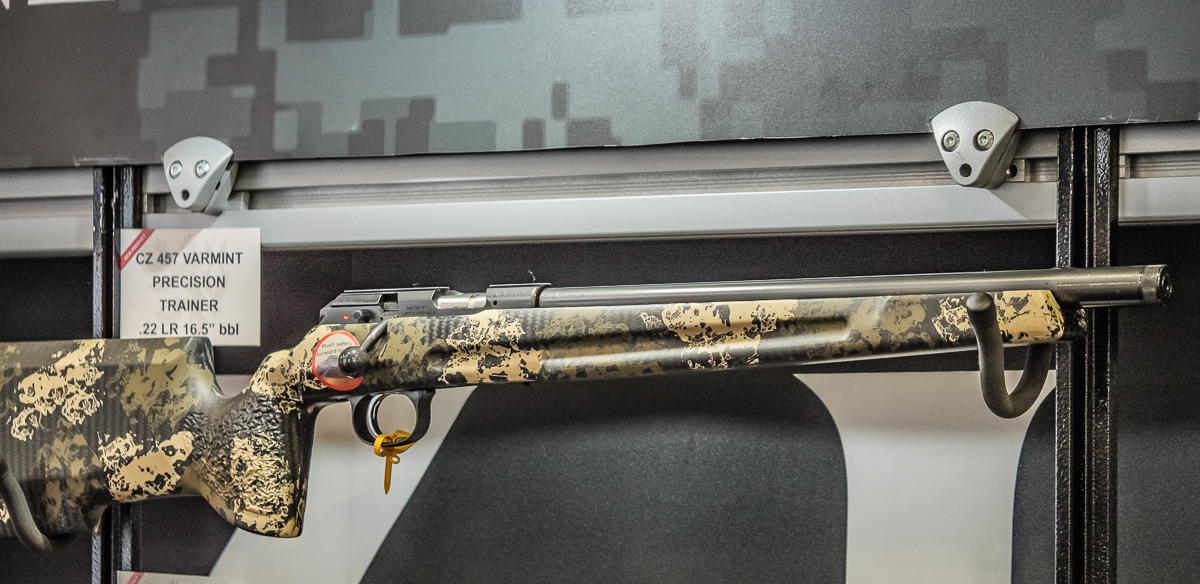 The 457 Rimfire Series from CZ-USA - SHOT Show 2019