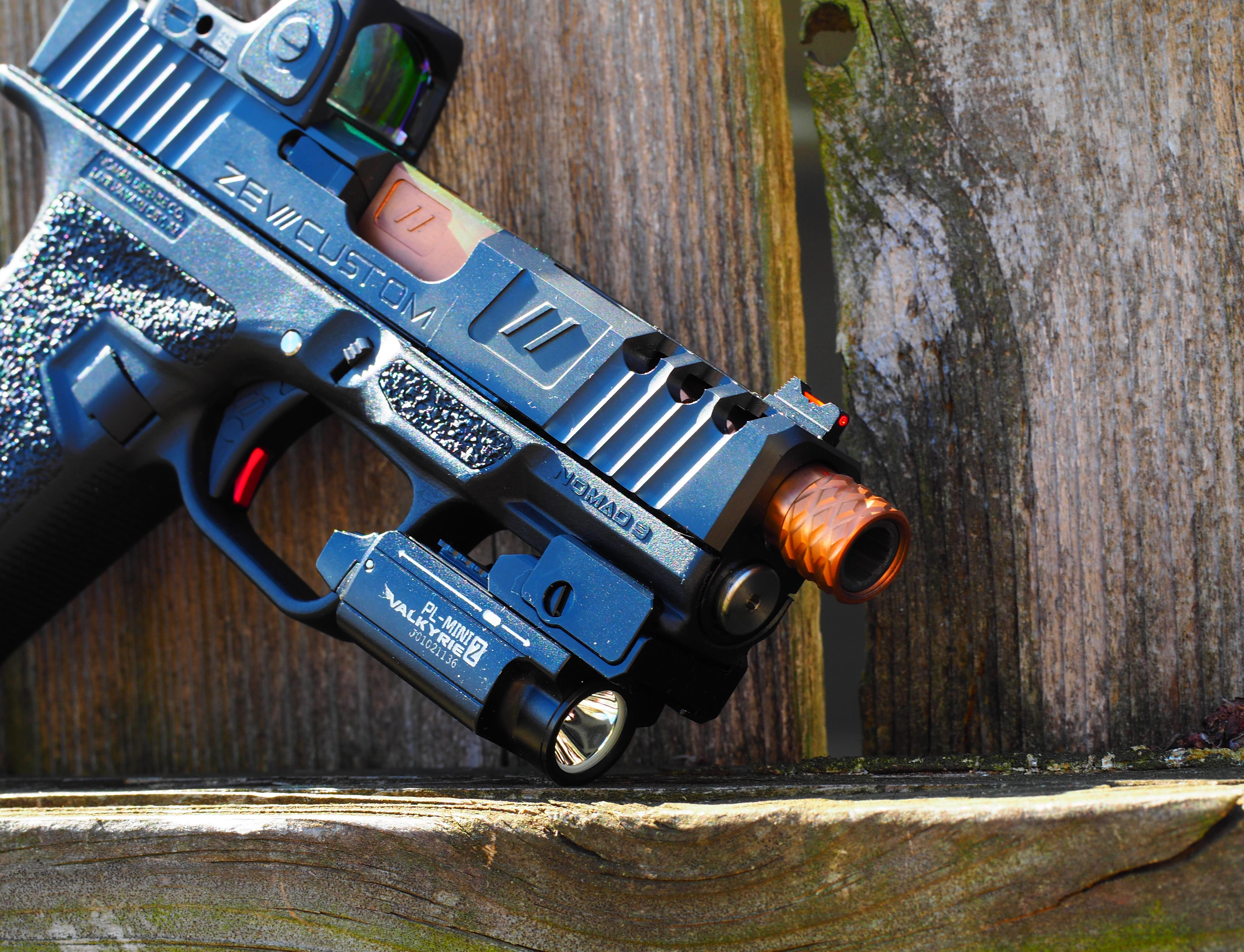 Olight PL-Mini2 Valkyrie: Best Pistol Light Ever