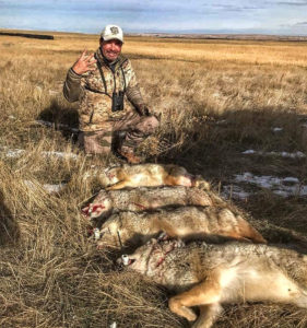 National Coyote Calling Championship: The Best 2nd Place Finish of All Time Part 2 of 2