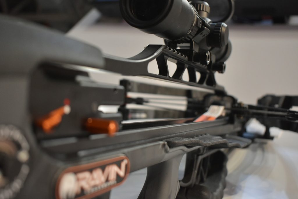 Ravin Crossbows Introduces the Most Futuristic Crossbow