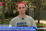 Hogg Explains Why He Was Ready for Media Interviews Following Parkland