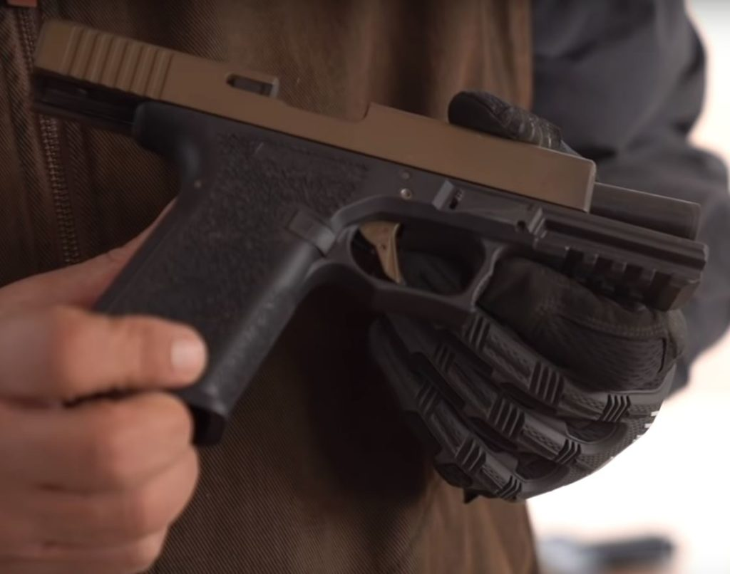 Polymer80 Rolling Out Large-Frame Glock and Kidon Brace Adapter