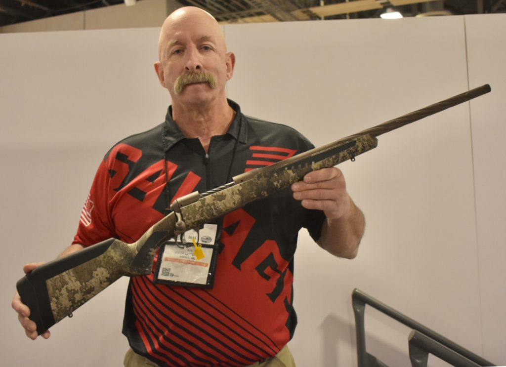 Savage Releases Another Sweet Gun: The 110 High Country