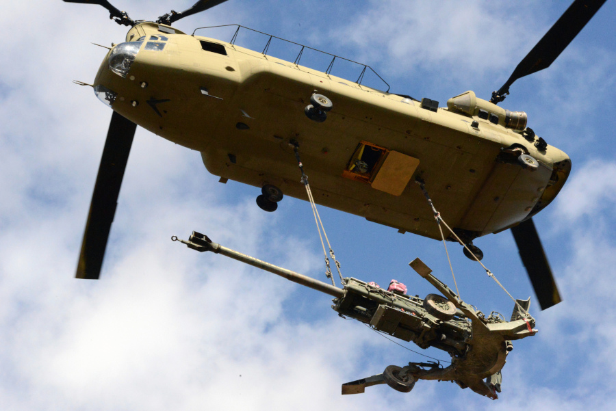 The Army is Gearing Up for a Big Fight with its 'Big Six'