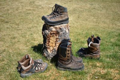 Start Now Breaking in Your Boots for Hunting Season