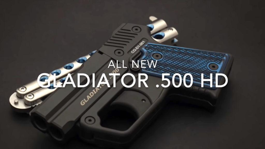 Czech Firm Rolls Out Modern  50-Cal  Black Powder Derringer