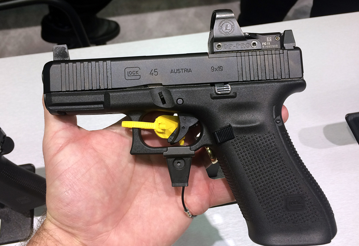 Glock Expands Their Optics-Ready System to Popular G45 Model