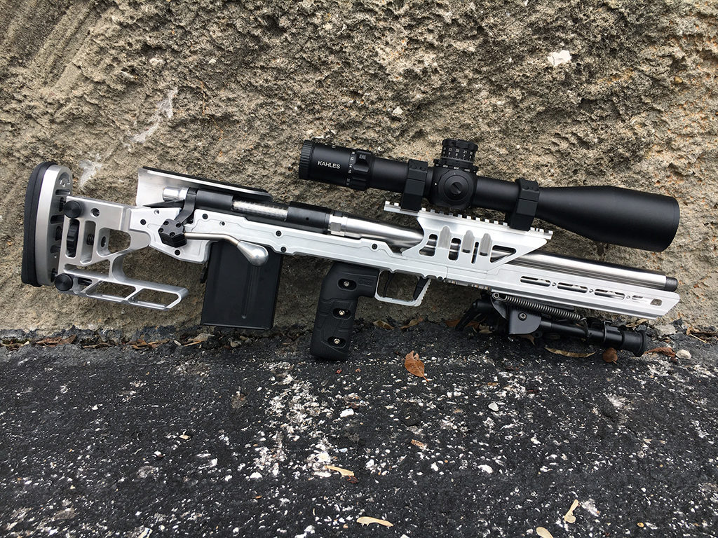 MK Machining's Original MK1 Bullpup Chassis Reviewed & New MK2 Chassis Revealed