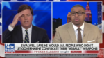 Tucker Takes a Stand Against Gun Confiscation: 'I would never give up my gun'