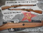 Get a Mini Shooter: Check Out These Mini Mosin-Nagants!