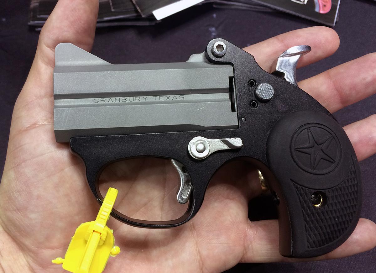 Sneak Peek! Bond Arms Developing Lightweight Aluminum-Frame