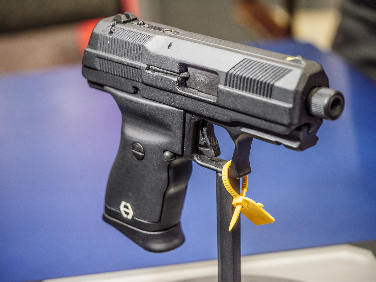 Hi-Point's New Pistol Won't Be Keeping Your Boat In Place - NRA 2019