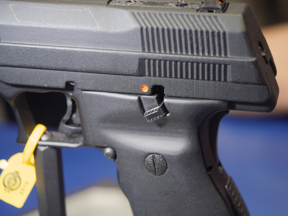 Hi-Point's New Pistol Won't Be Keeping Your Boat In Place