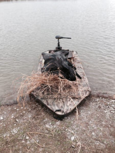 Summer Project: Make Your Own Waterfowl Layout Boat