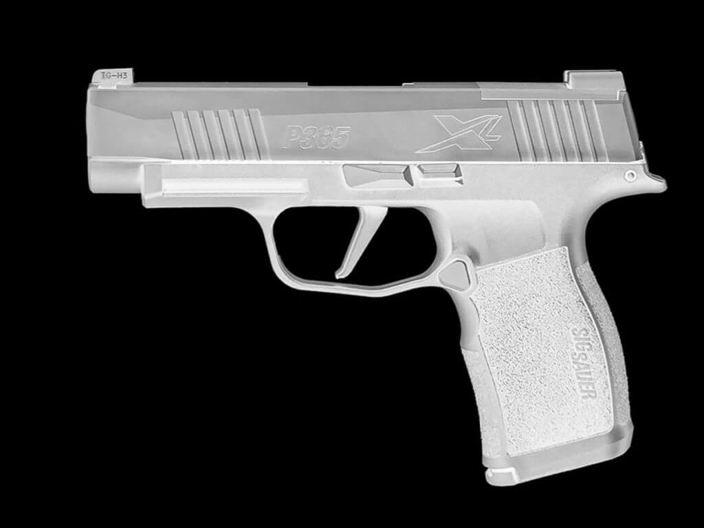 Exclusive Details on SIG's New P365XL and P320 X5 Legion