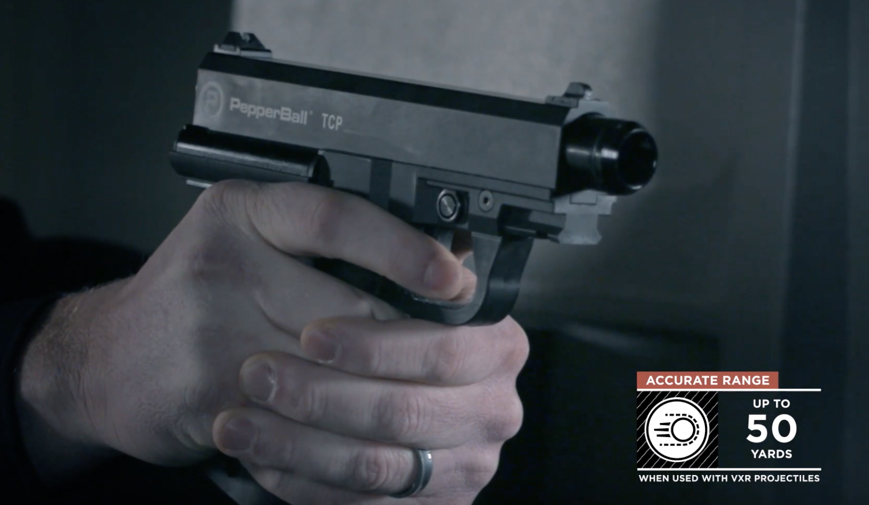Pepperball S Tcp Compact Launcher Now Available To