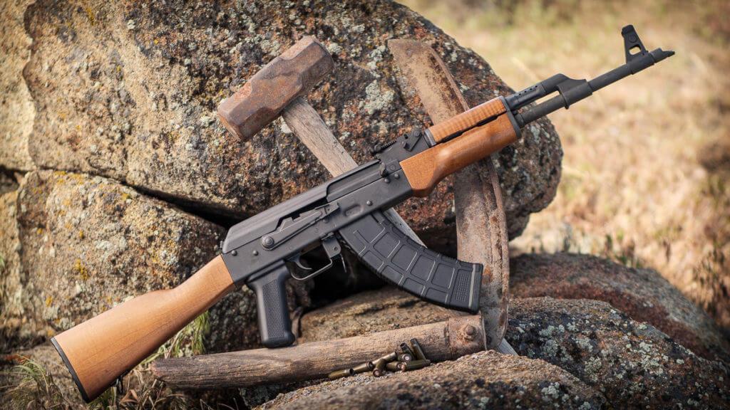 Review: Century Arms' USA-Made VSKA AK47 - GunsAmerica Digest