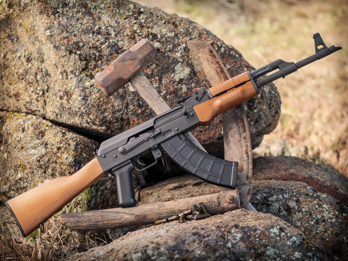 Review: Century Arms' USA-Made VSKA AK47