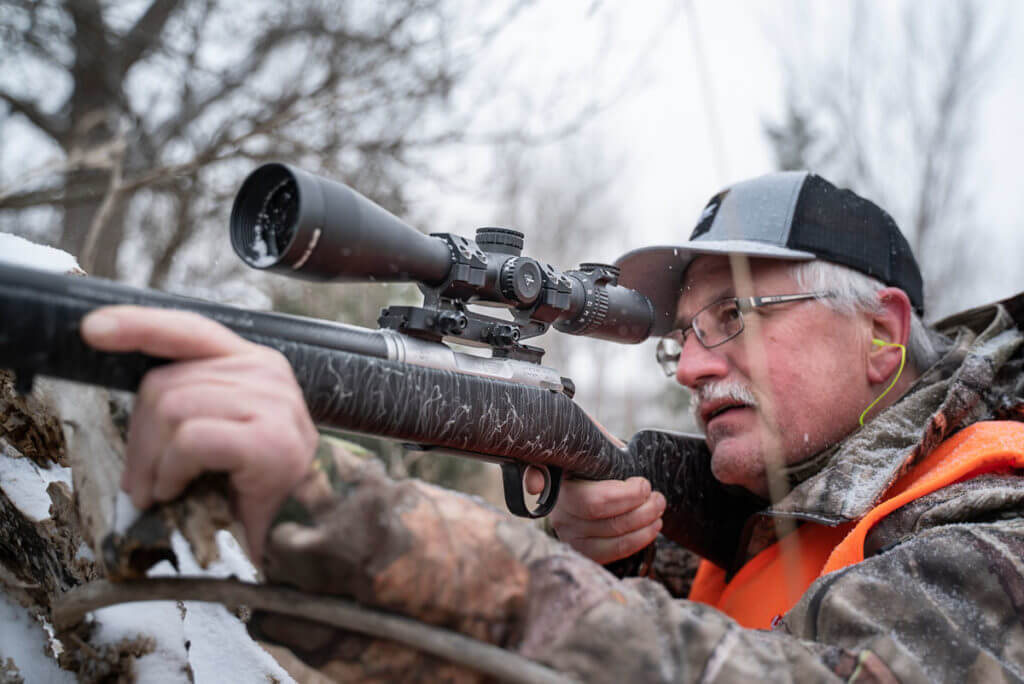 The Christensen Arms Ridgeline: A Precision Long-Range Hunting Rifle