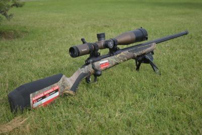 Testing the Savage 110 Predator: The Perfect Rock Chuck Gun