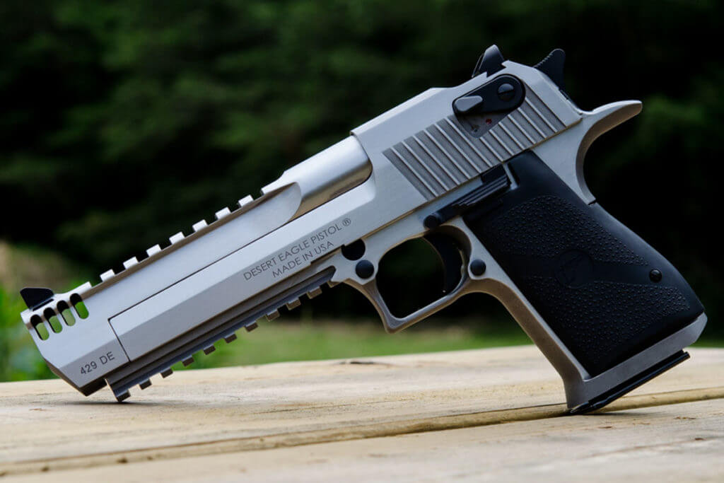 DESERT EAGLE SPREADS ITS WINGS AGAIN – With the New .429 DE Magnum ...