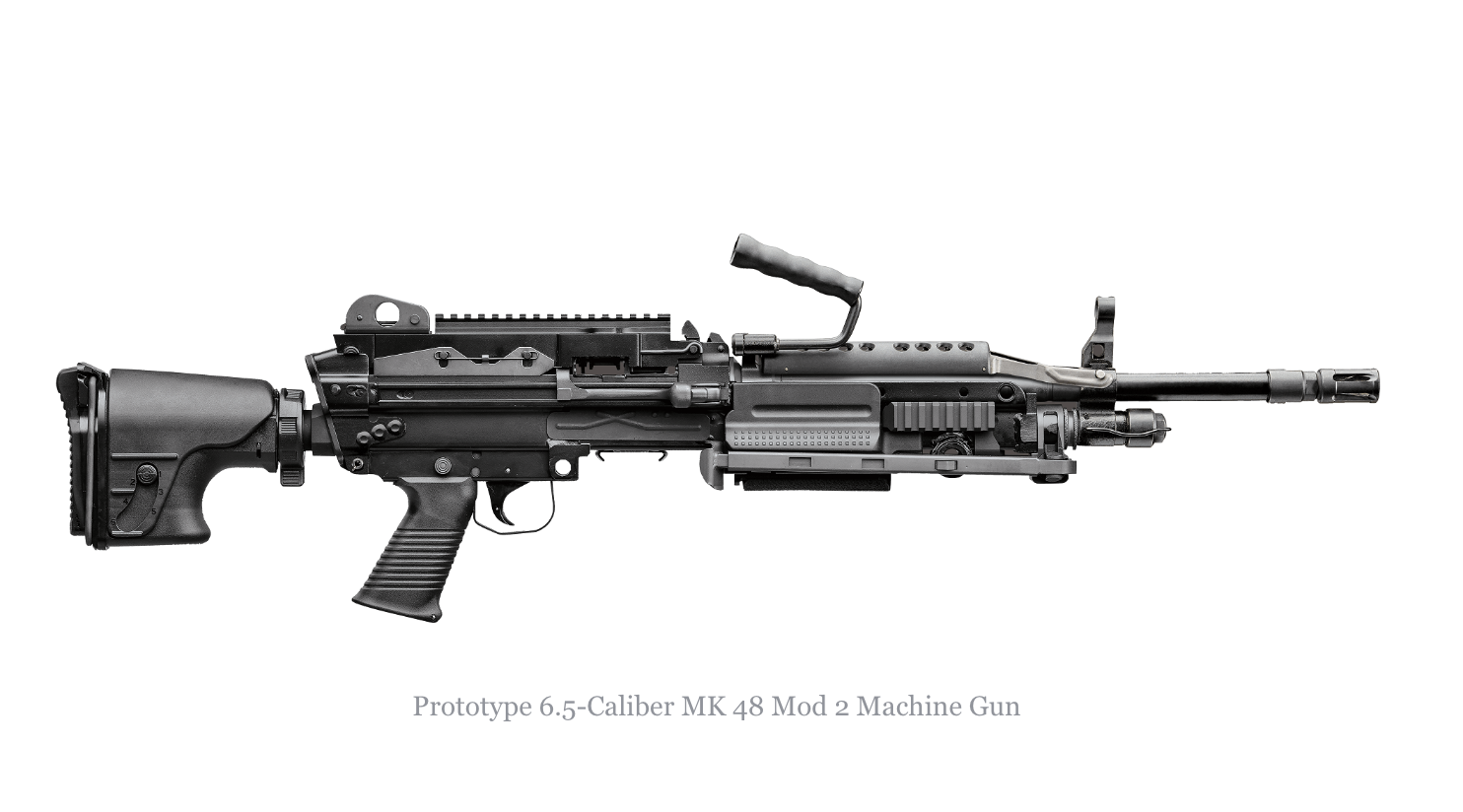 FN Announcing 6.5 CM MK48 Mod 2 for Army Trials - GunsAmerica Digest