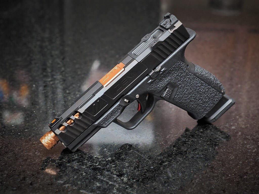 The Nomad 9 Zero-Glock Build - With Parts List - GunsAmerica Digest