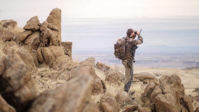 Hunting Rock Chucks & 038; Marmots
