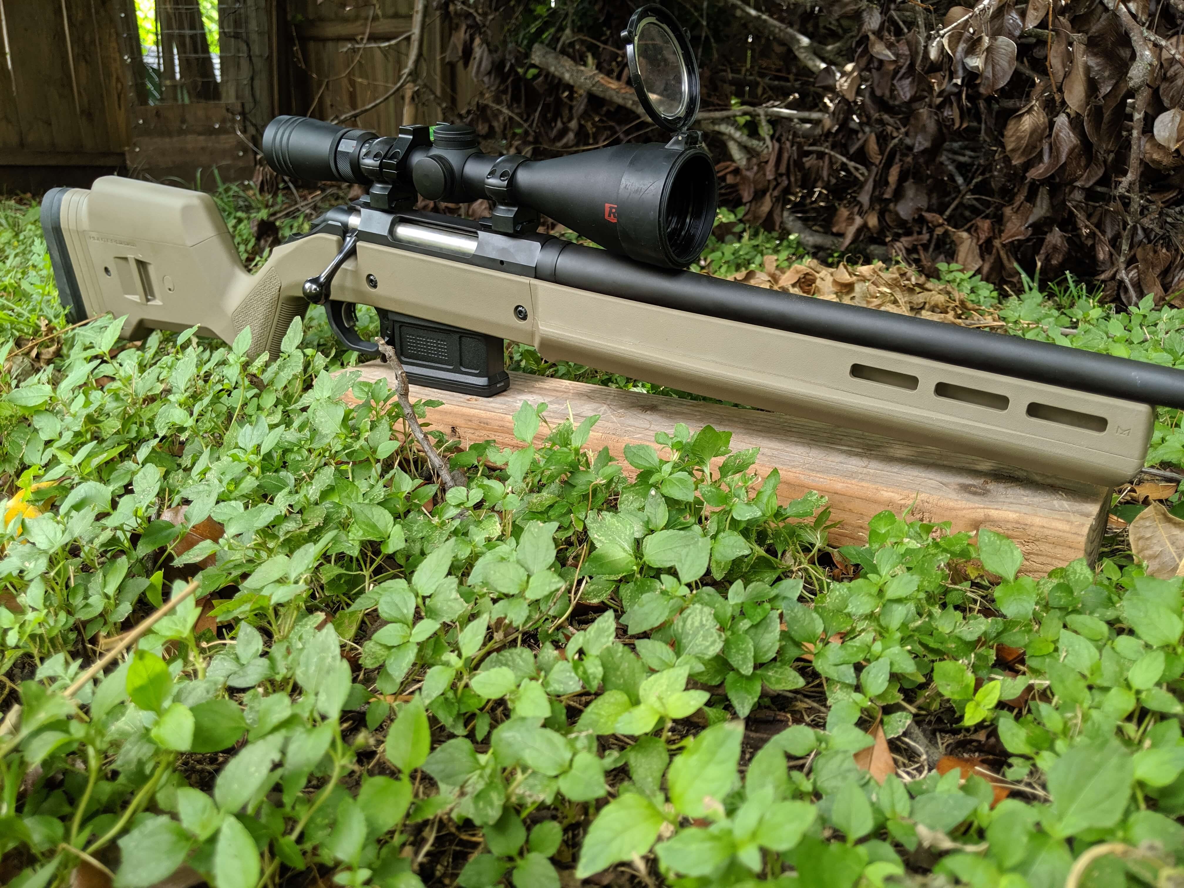 Ranch stock ruger replacement rifle Ruger American