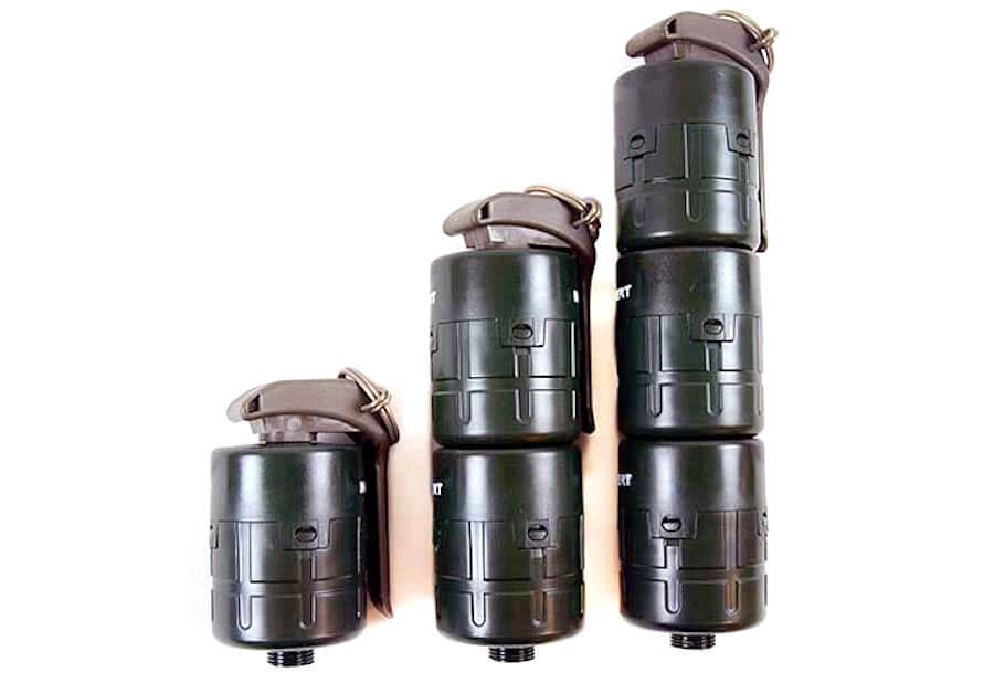 Marines May Consider New Modular Stackable Grenade