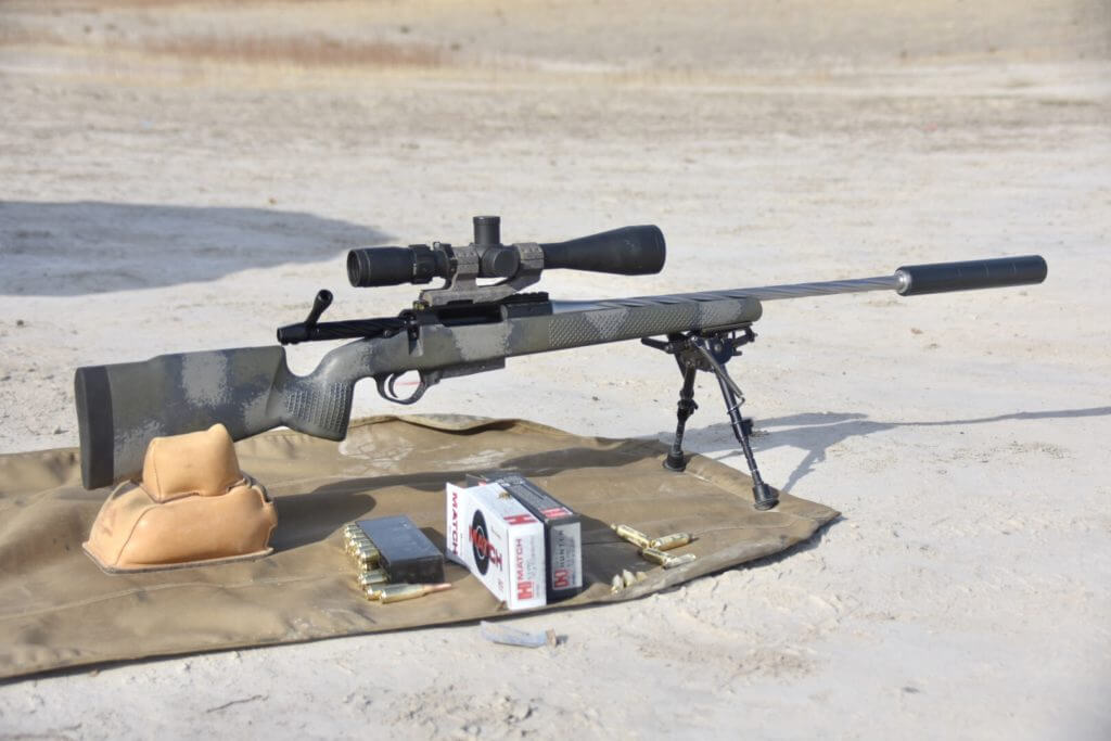 Testing the NEW Aluminum, Ultralight, Bolt Action, Super Accurate, Havak Element by Seekins Precision