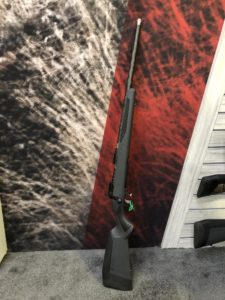 Savage 110 UltraLite & 8211; SHOT Show 2020
