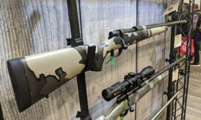 Howa Releases Carbon Fiber 1500 w/ H-S Stock and a New Rimfire Bolt Action – SHOT Show 2020