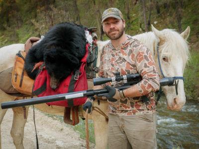 How I Killed A Bear With A BB Gun