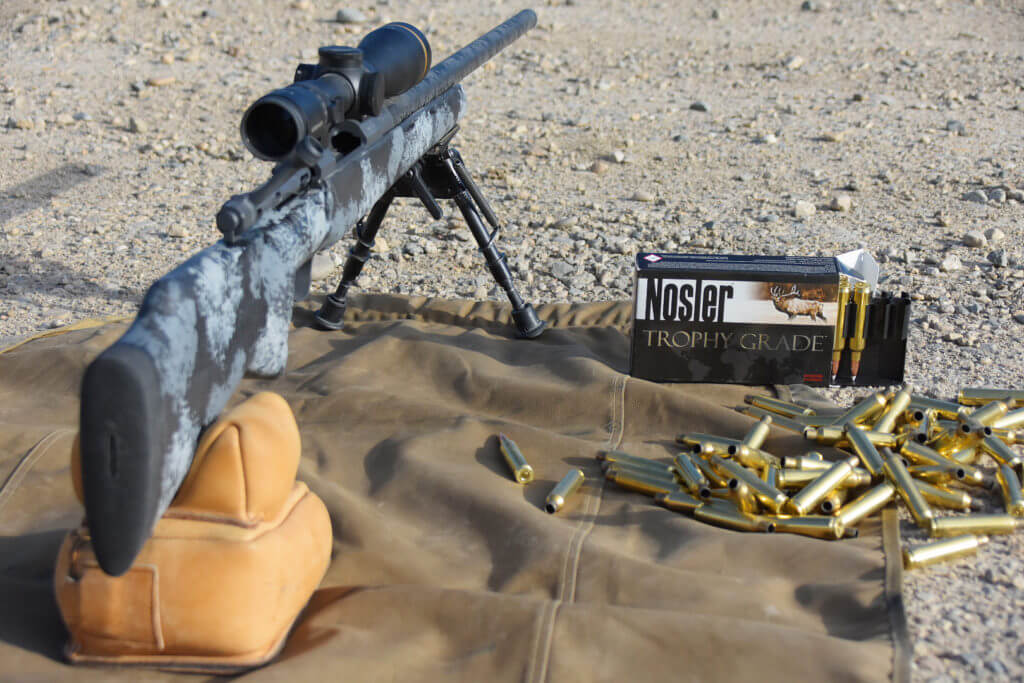 Newest Hot Rod On The Drag Strip: Nosler Model 48 Long Range Carbon Chambered In 27 Nosler Reviewed